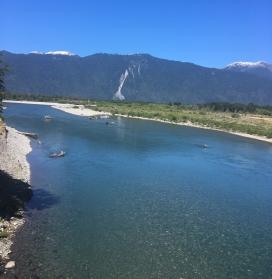 Impressionen aus dem Tal Puelo