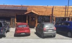 Gaststätte in Quellón