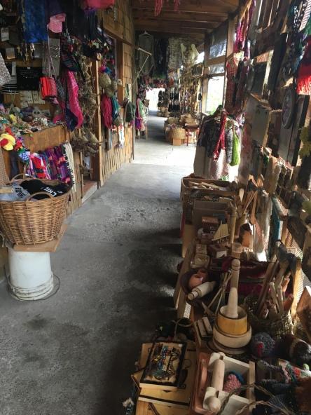 Geschäfte in Quellón