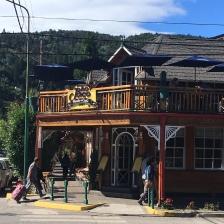 Café in San Martin de los Andes