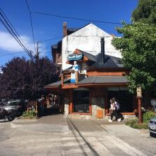 Gaststätte in San Martin de los Andes