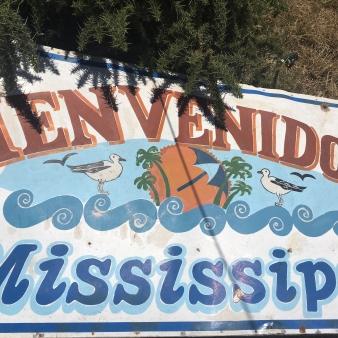 Willkommen (Bienvenidos) in Mississippi